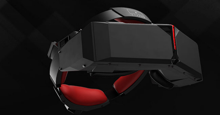 Acer 也將開發高階VR眼鏡,未來將用於主題樂園