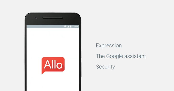Google新通訊工具Allo:深度學習的功能看似很炫,但你會想用來跟人聊天嗎?