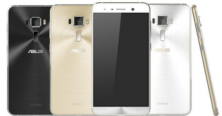 Asus 預告 ZenFone 3 有三款,搭載高通 820 處理器、2,300 萬像素相機