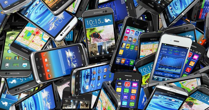 2016年第一季智慧手機銷量成長3.9%:OPPO擠進前五大品牌,HTC仍是「其它」 | T客邦