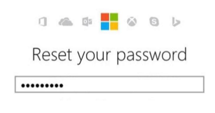 防堵笨密碼!微軟強制用戶換掉低強度密碼