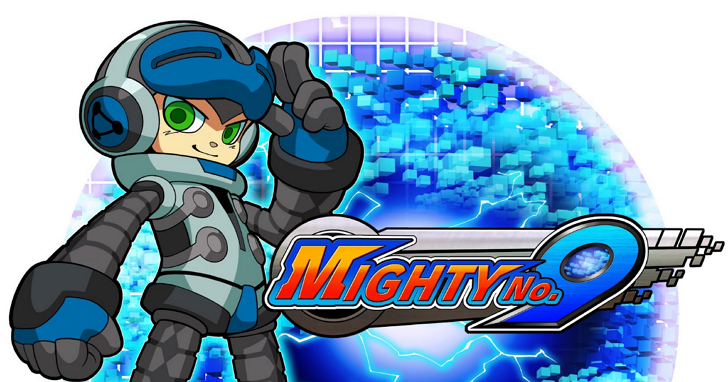 洛克人之父募資成功之作 Mighty No. 9 即將上市,但連公司的CEO都對這遊戲預覽影片吐槽
