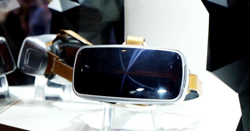 跨入虛擬實境領域,ASUS 推 VR 頭戴顯示器