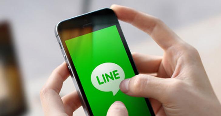 在全球最多人使用的通訊軟體排行榜中,LINE還打不進前三名