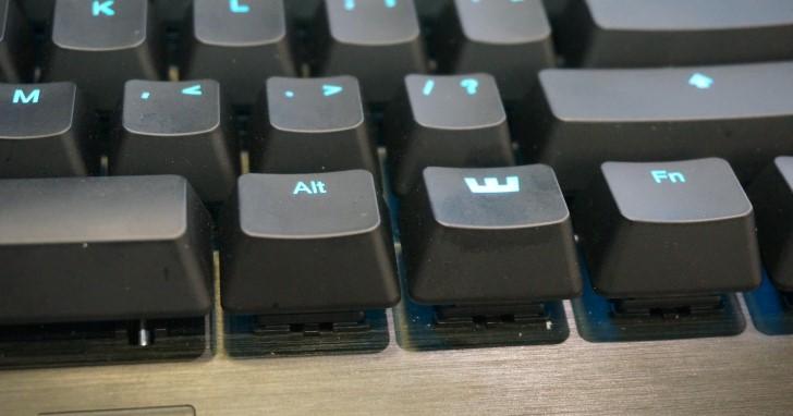 Computex 2016:Wooting One類比鍵盤動手玩