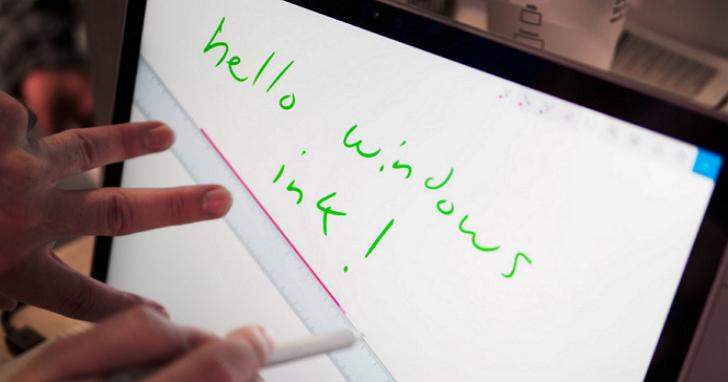 Windows 10 年度更新功能搶先報:支援非微軟智慧手環解鎖、Windows Ink WorkSpace