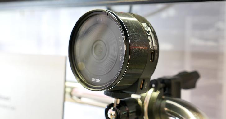 華碩進軍行車記錄器市場:Reco Smart 也可當運動攝影機