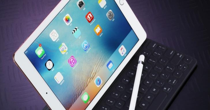 複習 Apple iPad Pro 9.7 吋,iOS中影音配置最強悍的iPad平板
