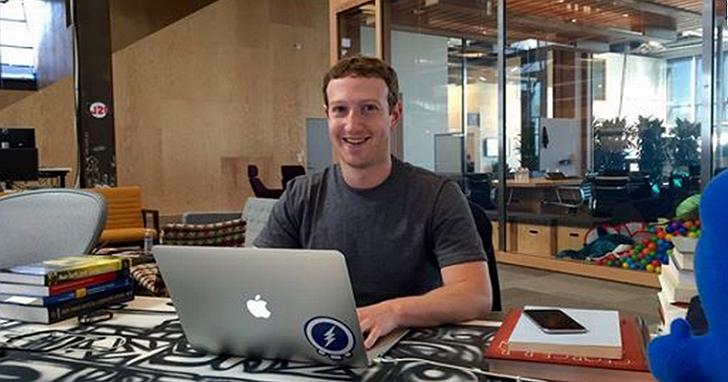 雖然身為臉書執行長,祖克伯的多個社群網站的帳號還是照樣被駭
