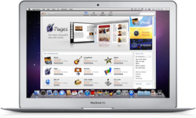 Apple Mac App Store,2011年1月6日開賣