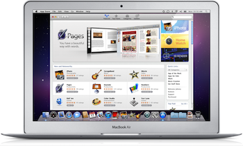 Apple Mac App Store,2011年1月6日開賣