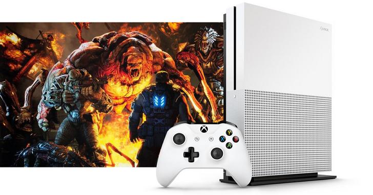 這就是微軟新款的 Xbox One 升級版,將支援4K影片播放及HDR技術