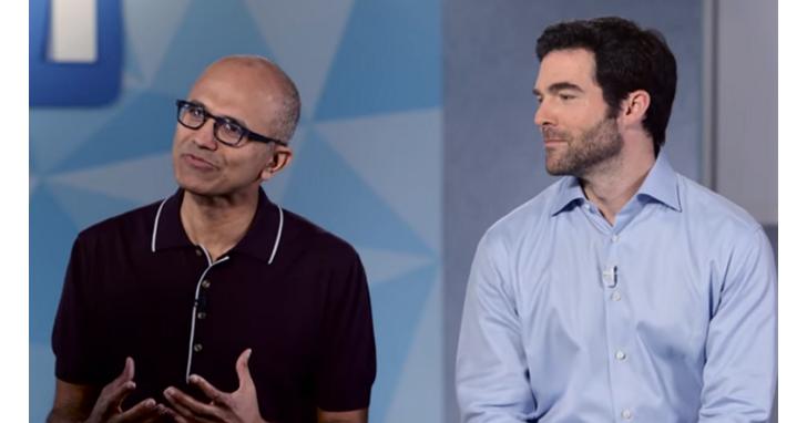微軟震撼出擊!宣佈以 262 億美元收購 LinkedIn