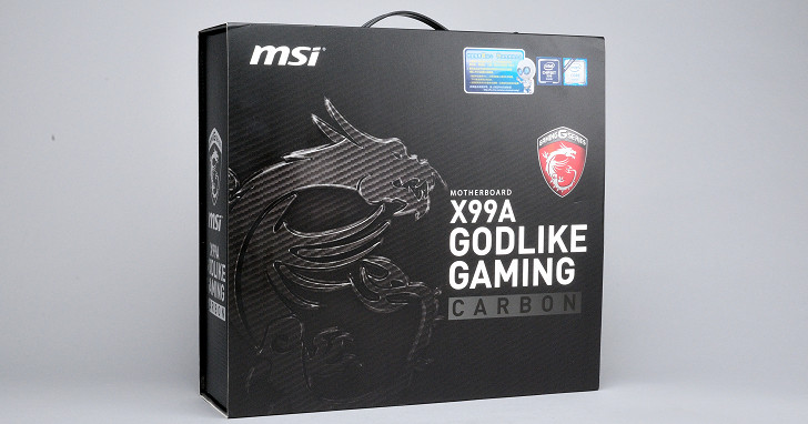 10 核心超旗艦 Core i7-6950X,搭 MSI X99 Godlike Gaming Carbon 體驗