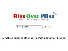小朋友都會用的三步傳檔:FileOverMiles