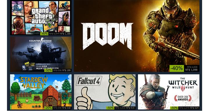 買買買,Steam夏季特賣活動開始:百元也能買到好遊戲,所有折扣不再快閃直接賣到活動截止