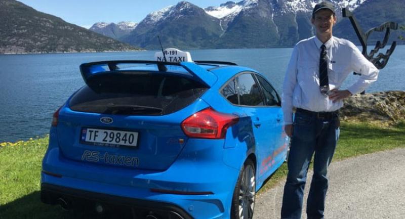 難道是北歐版「終極殺陣」?挪威有人用Ford Focus RS 來載客