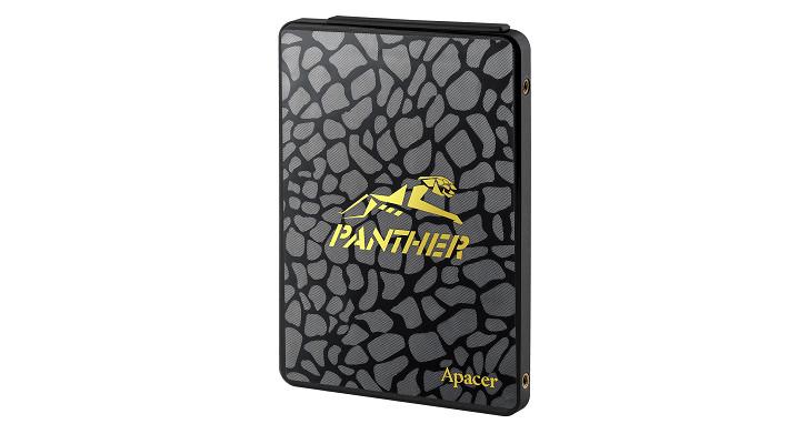 主導你的 PC 世界,Apacer PANTHER 黑豹 AS340 固態硬碟