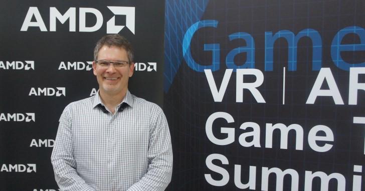 AMD眼中未來的VR「遊戲應用只是VR的一小部分」