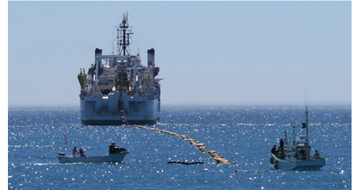 Google的跨太平洋海底電纜「Faster」明天將上線:總長度9000公里,美國與日本直通涵蓋亞洲!