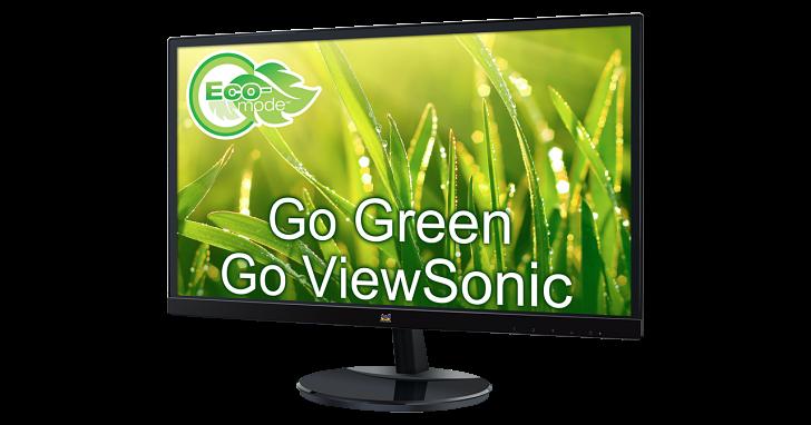ViewSonic 推出主打節能護眼 VA59 系列顯示器,售價 3,688 元起