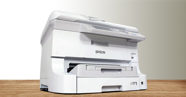 Epson WF-8591 商用微噴複合機試用:環保省荷包,高效品質優