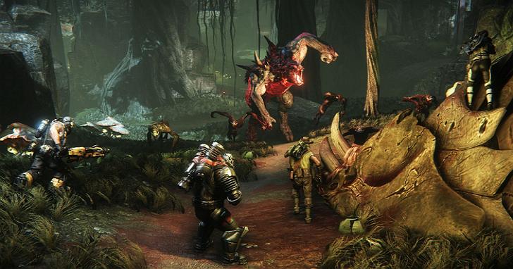 馬上來下載!Steam平台上的3A級大作《惡靈進化》宣佈全面升級,而且改為永久免費