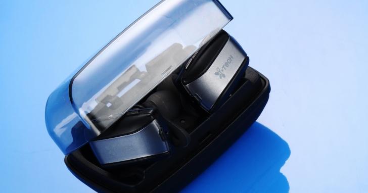 i.Tech Free Stereo Twins- 完全擺脫纜線的藍牙耳機