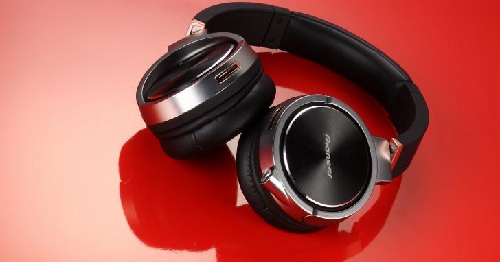 Pioneer SE-MHR5- 層次飽滿豐富,支援高解析音樂