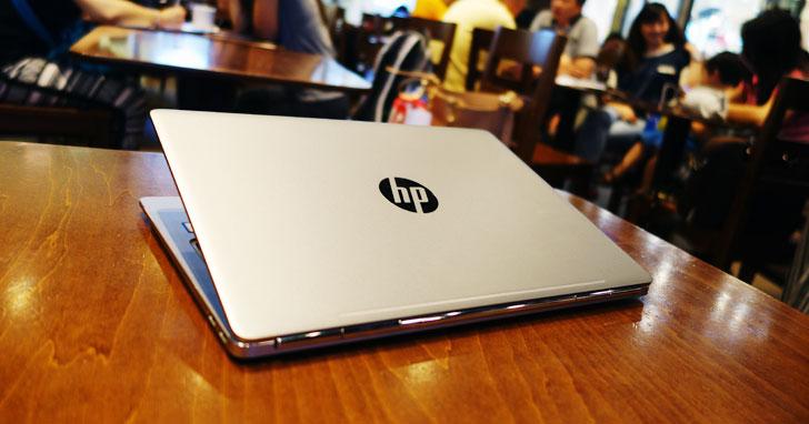 完美體現商務筆電的極致輕薄!外型與性能兼備的HP EliteBook Folio G1
