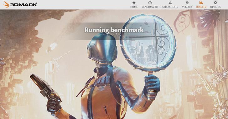 新增 DirectX 12 測試功能,Futuremark 3DMark Time Spy 正式釋出