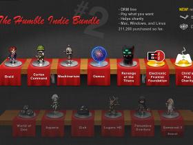 聖誕節快樂,隨便賣的 Humble Indie Bundle 又來啦