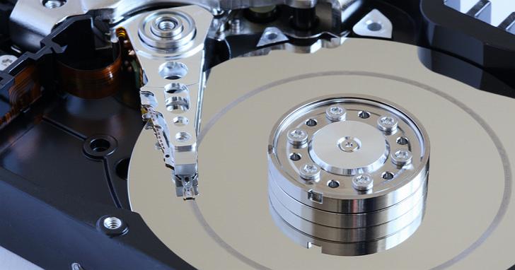 「原子級」機械硬碟新技術,單位可儲存容量為現有機械硬碟的500倍 | T客邦