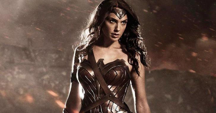 正義聯盟女神「神力女超人」首部獨立電影預告公布