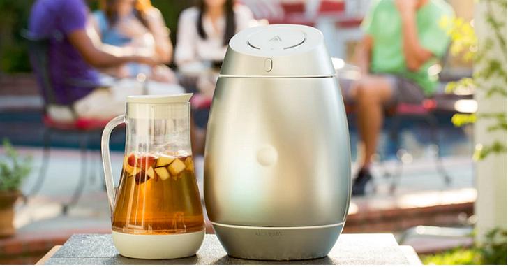 台灣新創Alchema智慧釀酒瓶登上Kickstarter募資平台,即將量產!