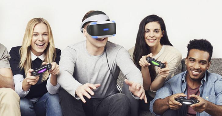 繼日本開放預定之後,Sony在中國正式發表PlayStation VR
