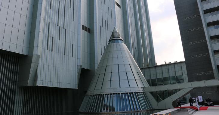 中華電信雲端資料中心啟用,國內首座採用TIA 942-A Rated 4最高標準建立的機房