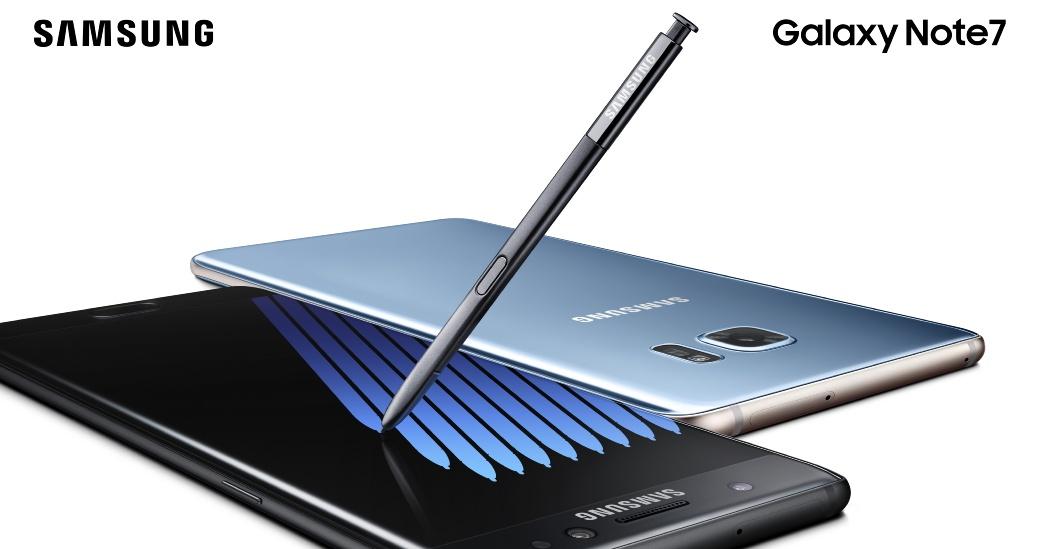 新舊代比一比,三星Galaxy Note 7、Note 5、S7 edge 規格整理