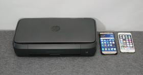 一機搞定列印與掃描!HP OfficeJet 250 Mobile All-in-One超迷你體積讓你把多功能事務機隨身帶著走!