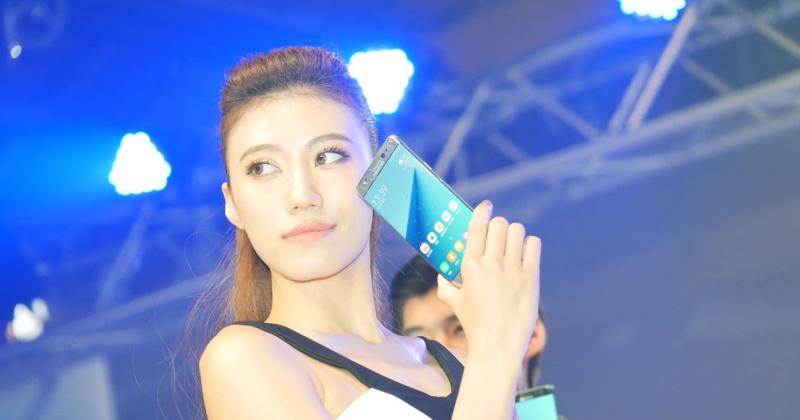 三星 Galaxy Note 7 上市資訊,64GB 售價 26,900 元
