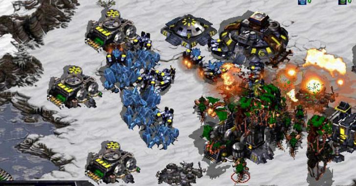 1998年推出的《星海爭霸》可能將推出高畫質重製版
