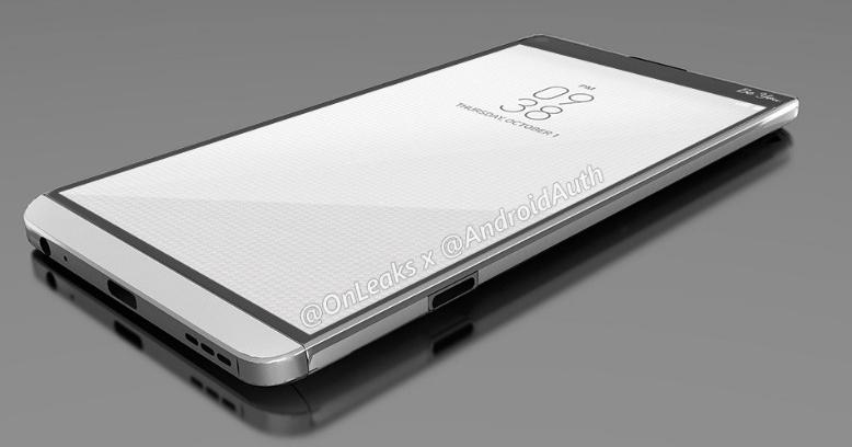 LG V20 渲染圖現身,可能維持模組化設計、雙螢幕、雙鏡頭
