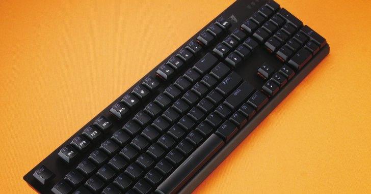 Tesoro Gram Spectrum- 發光短軸機械式鍵盤