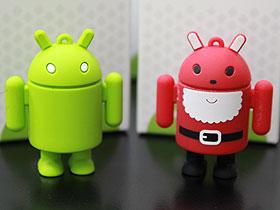慶祝建國百年 T 手機 Android 小綠人隨身碟大放送!