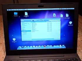 用 Chrome OS 筆電跑 Windows 7 和 Mac OS X