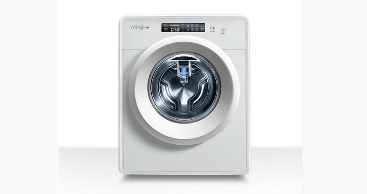 小米沒有極限,眾籌推出「滾筒洗衣機」台幣 8,000 有找