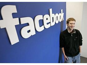 誰是 2010年最讚的 Facebook 名人?