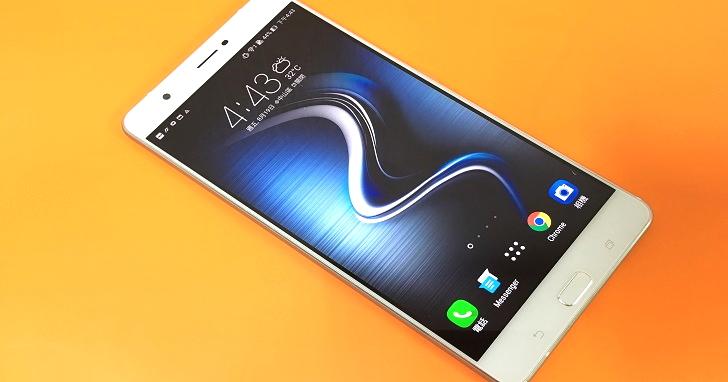 6.8 吋超大手機 Asus ZenFone 3 Ultra 評測