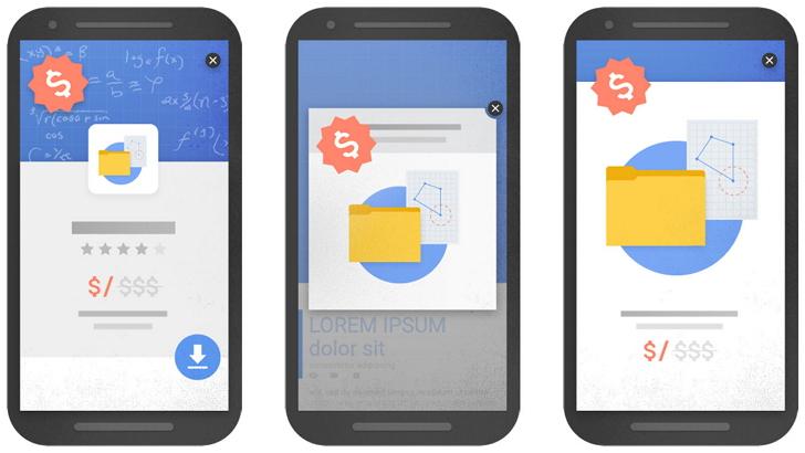 Google決定出手懲罰惱人的手機彈出式視窗廣告