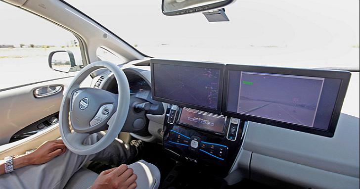 無人駕駛車到底該不該有方向盤?